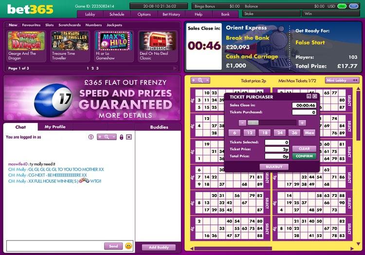 Guadagnare Soldi dal Bingo Online